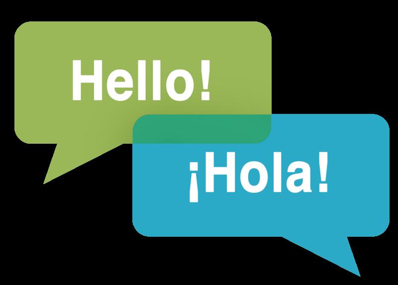 Hello / Hola