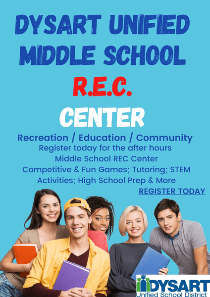 Middle School R.E.C. Program Logo
