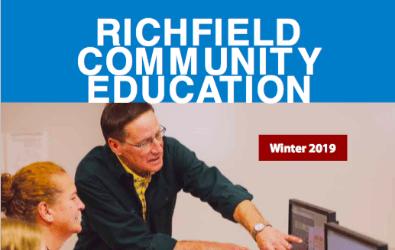 Richfield Community Education Fall 2018