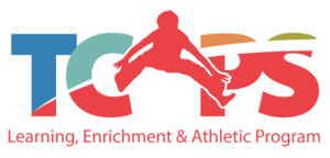 TCAPS Learning, Enrichment & Athletic Program Logo