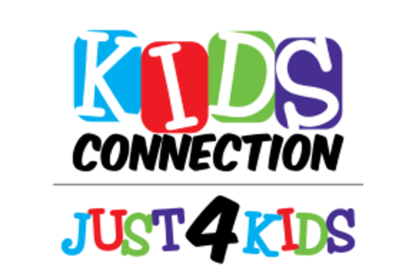 Kids Connection/Just 4 Kids Logo