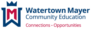 WATERTOWN MAYER COMMUNITY EDUCATION ISD #111 Logo
