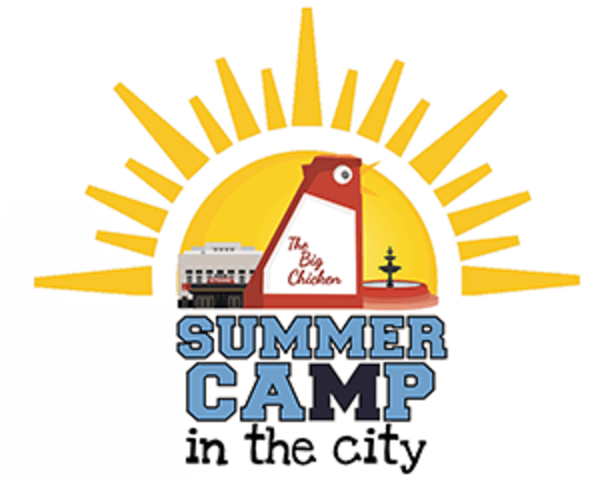 Summer Camp in the City Logo