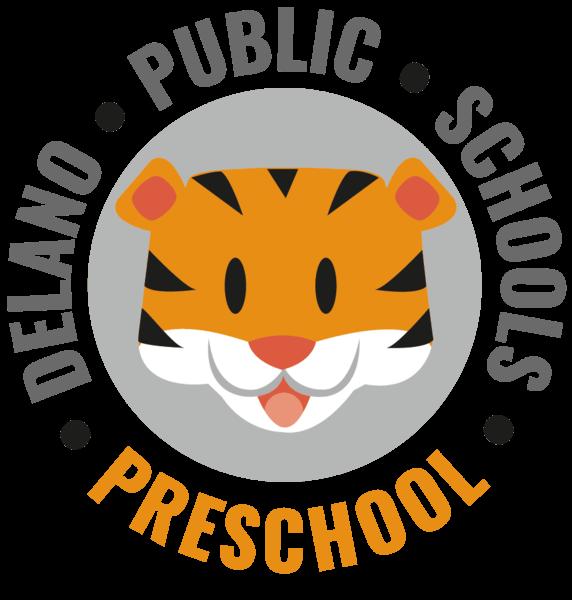Delano Public Schools Preschool Logo