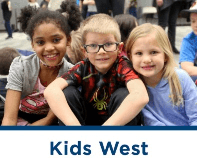 Kids West-- before- and after-school child care