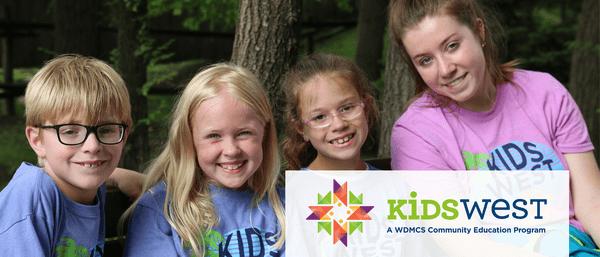 Kids West Logo