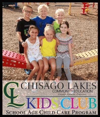 Kids Club Registration