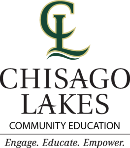 Chisago Lakes Community Education Logo
