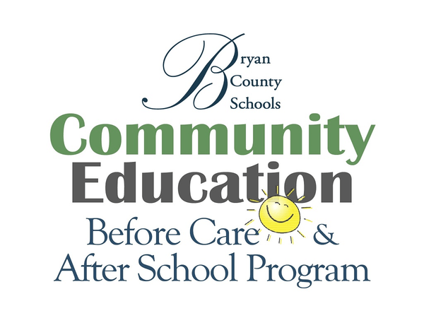 Bryan County Before & After School Logo