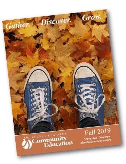 Community Ed Fall 2019