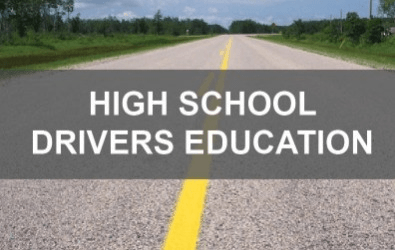 High School Drivers Education