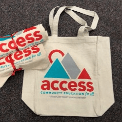 TOTES, DONATIONS, & GIFT CERTIFICATES