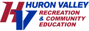 Huron Valley Rec and Community Ed Logo