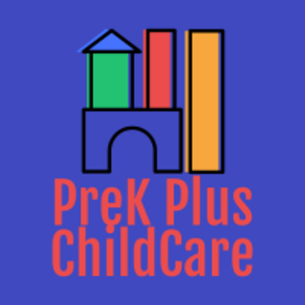 PreK Plus Childcare Logo