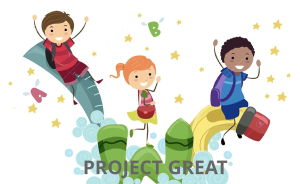 Project Great Logo
