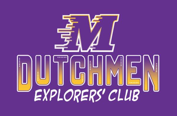 Dutchmen Explorers' Club Logo