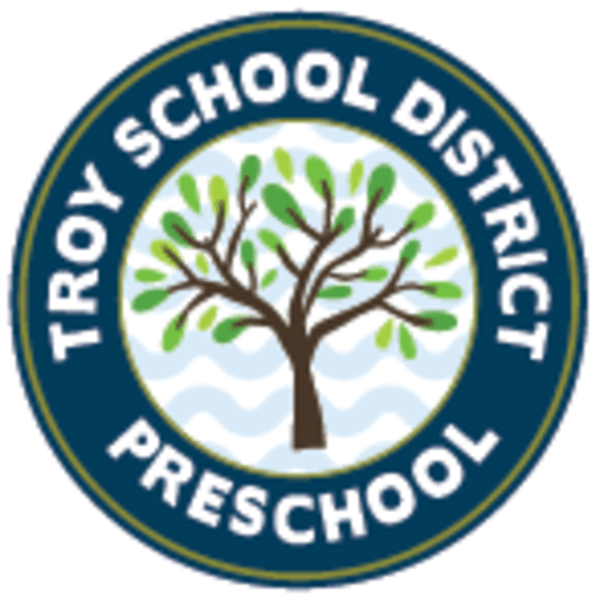Troy School District Preschool Logo