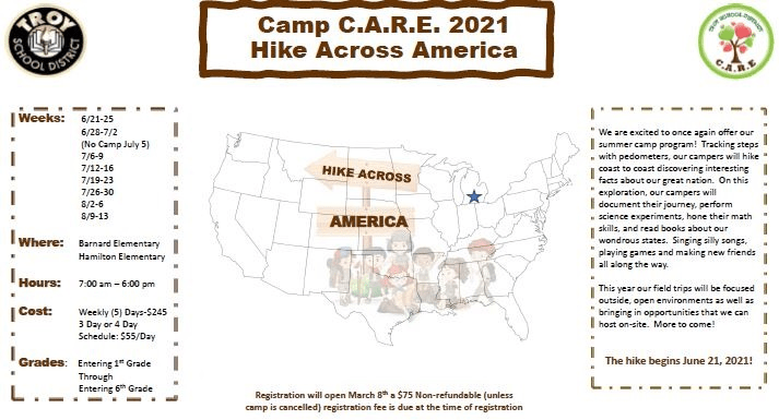 Care Camp 2020-21