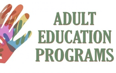 CLICK FOR MORE INFORMATION Adult Programs