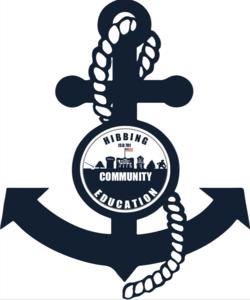 Hibbing Public Schools Community Ed Logo