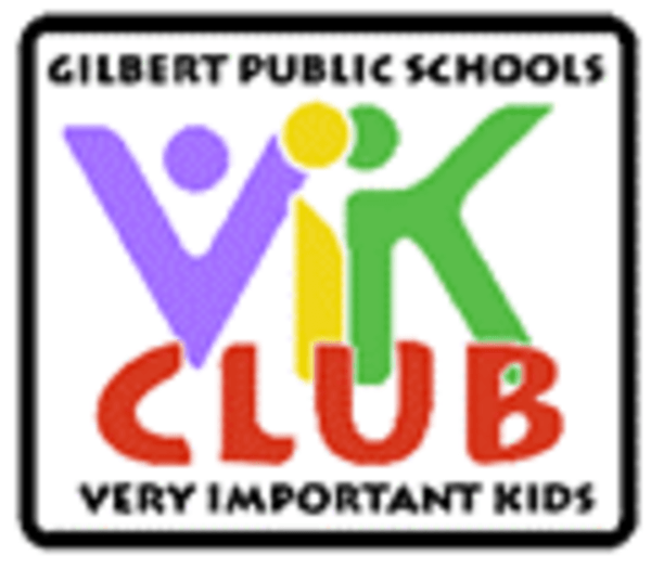 VIK Club - Before and After School Program Logo