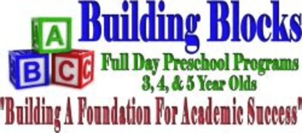 Preschool - Building Blocks 4's Logo