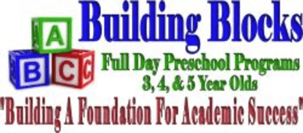 Preschool - Building Blocks 3's Logo