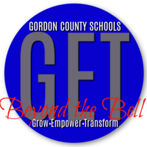 Gordon County Schools Community Education Logo