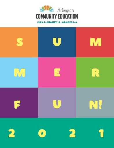 SummerFun catalog