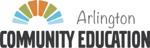 Arlington Community Education Logo
