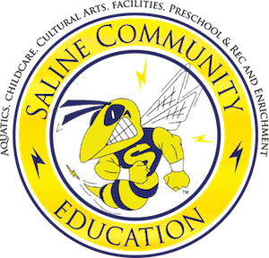 Saline Community Education Logo