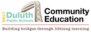 Duluth Community Education Logo