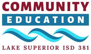 Lake Superior Community Education Logo