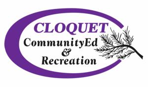 Cloquet Community Education Logo