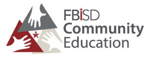 FBISD Community Education Logo