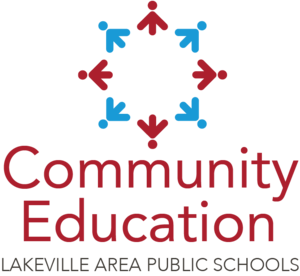 Lakeville Area Community Education Logo
