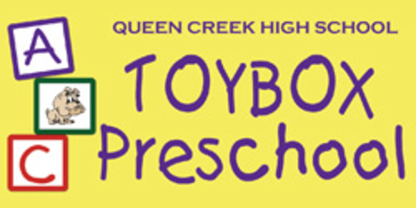 TOYBOX Preschool Logo