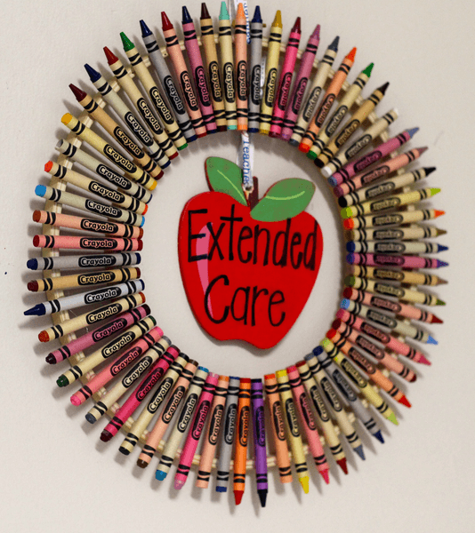 QCUSD Half Day Preschool Extended Care Logo