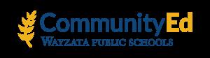 Wayzata Community Ed Logo
