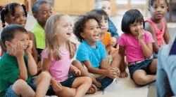 Early Childhood Preschool Classes for  2½ to 5 Year Olds (and Parents)