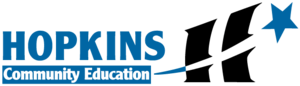 Hopkins Community Education Logo
