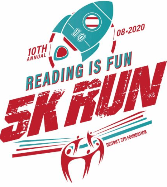 On your mark: Register for the Reading is Fun Virtual 5K