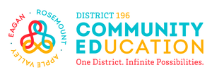 District 196 Community Education  Logo