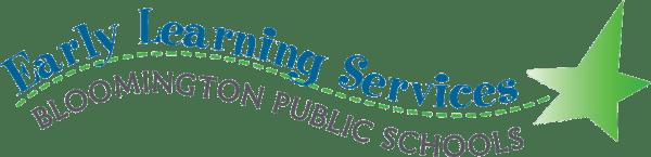 Bloomington Distance Learning Preschool Logo