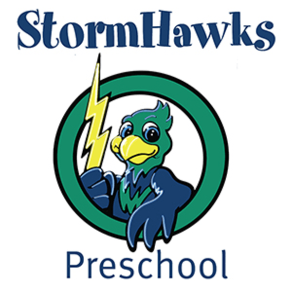 StormHawks Preschool--Taste, Half Day, Connection Logo