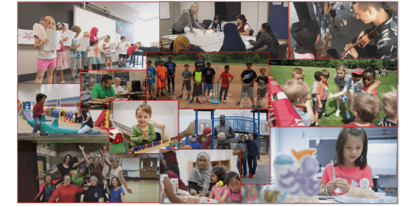 Community Education Website