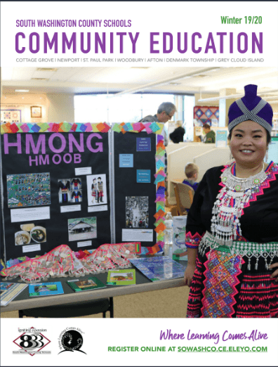 Community Education Winter 19/20 Catalog