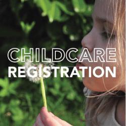 Fall 2018  Childcare Registration