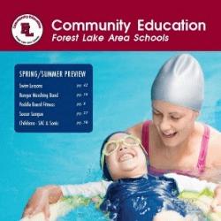 Summer 2018 Community Education Catalog