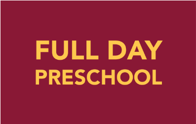 Full Day Preschool